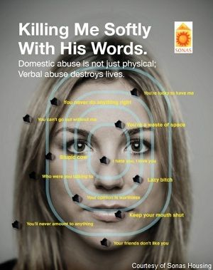Dating violence verbal abuse