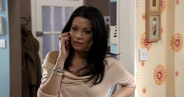Ali as Carla Connor