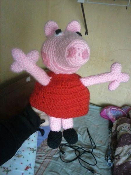Peepa Pig :)