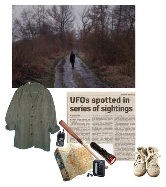 """""""stranger things have happened"""" by iamdeadpoetry ❤ liked on Polyvore featuring Sony, Isabel Marant, contest, Inspired, TV, contestentry and StrangerThings"""