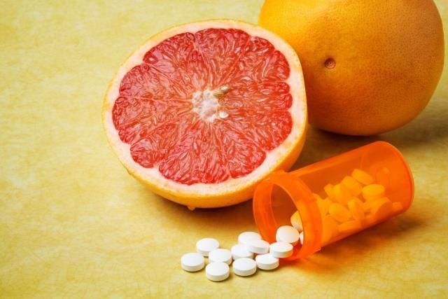 Pamplemousse et médicaments : plus d'effets secondaires ?