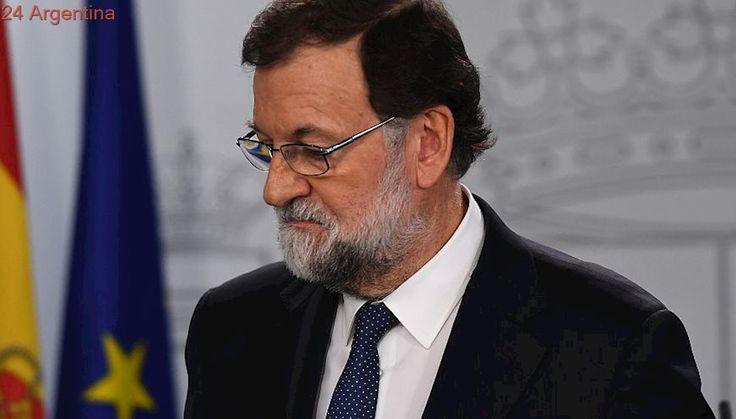 Rajoy dijo que 'restaurará la legalidad': cómo será la intervención en Cataluña
