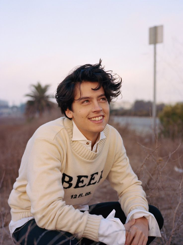 Cole Sprouse By Daria Kobayashi Ritch for The Last Magazine