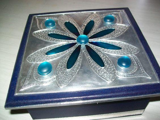 Caja de te_azul - manosalaobratv