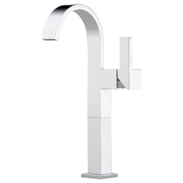 For vessel sink - Single Handle Lavatory Faucet