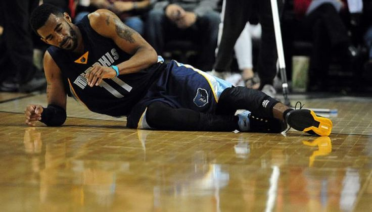Memphis Grizzlies To Play Without Mike Conley, Jr. In Game 4