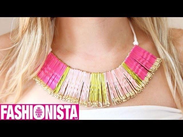 Fashionista DIY - tribal sieraden