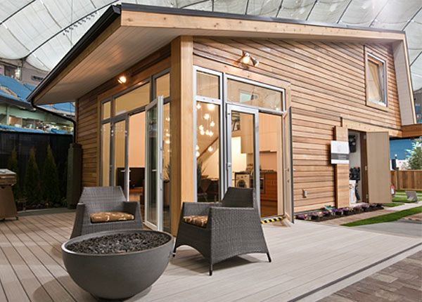 24 best project-laneway images on Pinterest | Modern homes, Small ...