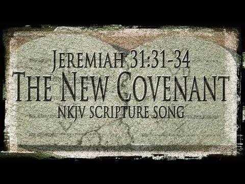 "▶ Jeremiah 31:31-34 Song ""The New Covenant"" (Christian Scripture Praise Worship w/ lyrics)-Esther Mui - YouTube"