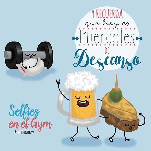 Consejo #1.- Hoy es el dia de Descanso muscular en el gym y se merece un homenaje. #gimnasio #fitness #crossfit #deporte #pesas #entrenamiento #motivacion #abdominales #entrenar #gymselfies #adictosalgym #fitnessmotivation #fitnessgirl #fitnessboy #ilustracion #comic #manga #originalart #instaday #instamoment #selfie #picoftheday #fun #instadaily
