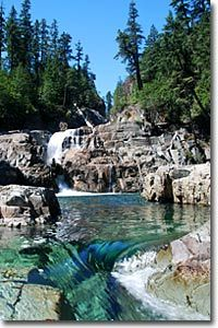 BC Parks - Strathcona Provincial Park, Central Vancouver Island, British Columbia