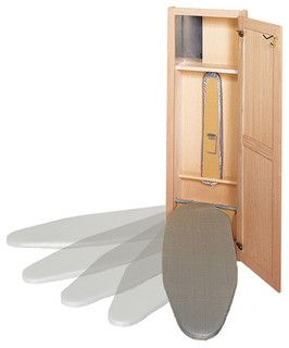 Hide-Away Ironing Board with Sleeve Board - traditional - ironing boards - Lowe's