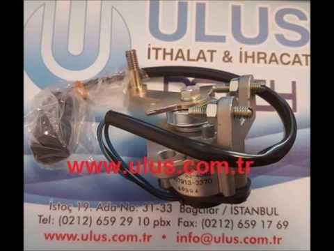 WA320-1 Komatsu Yükleyici Loader Yedek Parçaları, İstanbul Motor Yedek Parçaları, Hidrolik pompa ve sistem parçaları, Defransiyel, şanzıman, fren, elektrik parçaları