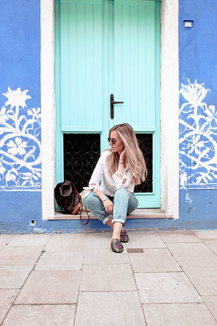 burano fashion outfit & travel guide