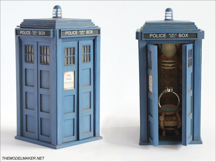 dr. Who rings