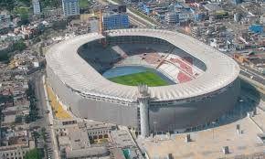 Resultado de imagen para estadio nacional lima