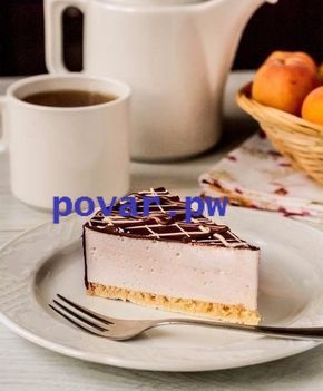 шоколадный крем мусс с агар-агаром рецепт