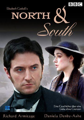 North and south, BBC. Preciosa. Excelentes actuaciones y una química perfecta entre los protagonistas. De lo mejor en series de época.