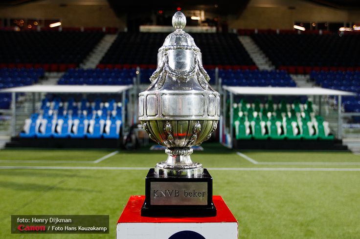 KNVB Beker winner is pec zwolle  PEC ZWOLLE  VS AJAX AMSTERDAM   5                 -                           1 final 20 april