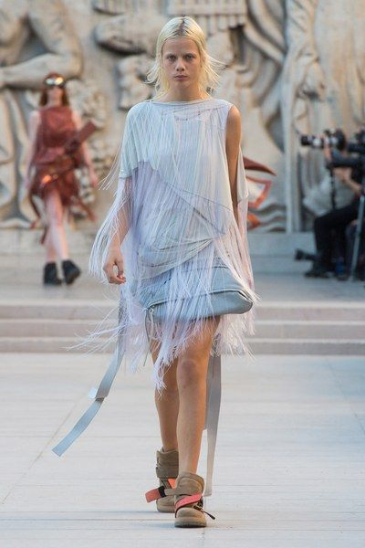 eb68f3d8d039 Rick Owens Spring 2019 Ready-to-Wear Collection - Vogue