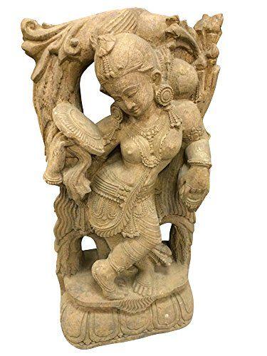 Antique Carved Indian Apsara Figurine Dancing Statue Gard... https://www.amazon.ca/dp/B00RT0OSSO/ref=cm_sw_r_pi_dp_x_la18xbSX14E9V