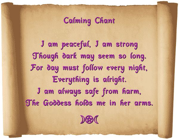 Love Spells Chants 3