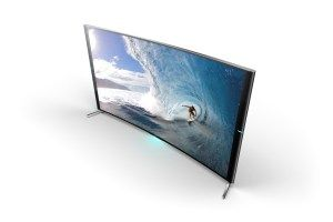 Sony lanseaza noul televizor BRAVIA™ cu ecran perfect curbat