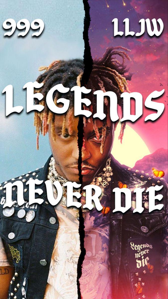 Legends Never Die Juice Rapper Rap Album Covers Die Wallpaper