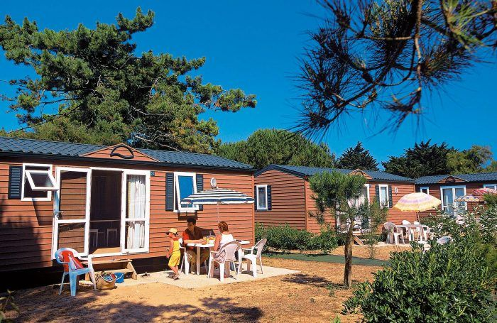 Camping Ile De Re Grand Bleu Vacances Camping Tamarins Plage
