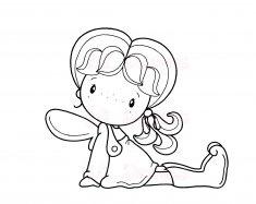 123 best clipart angels n fairies images on Pinterest