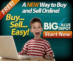http://pro.bigvaluedepot.com/?affSponsorID=1770    5 FREE items to auction