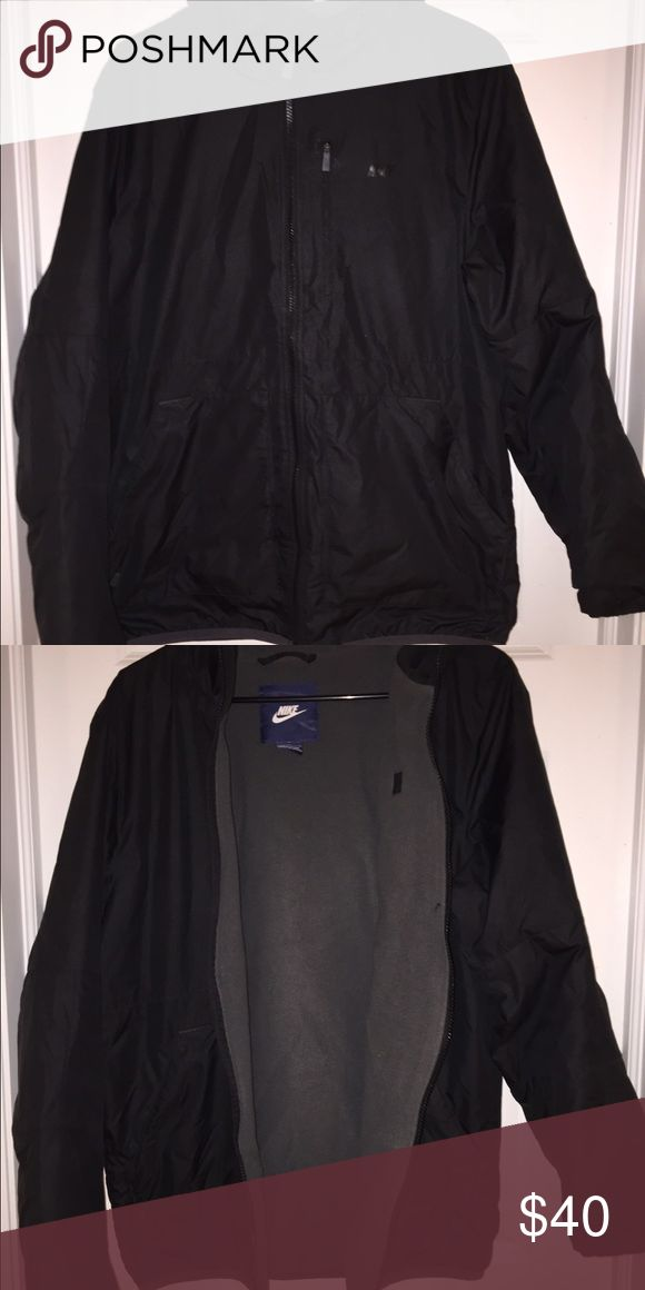 Nike coat size M Lightly worn Nike winter coat. No signs of defects! Nike Jackets & Coats