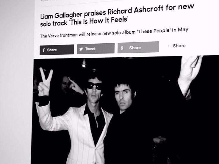 Richard Ashcroft (@richardashcroft)   Twitter