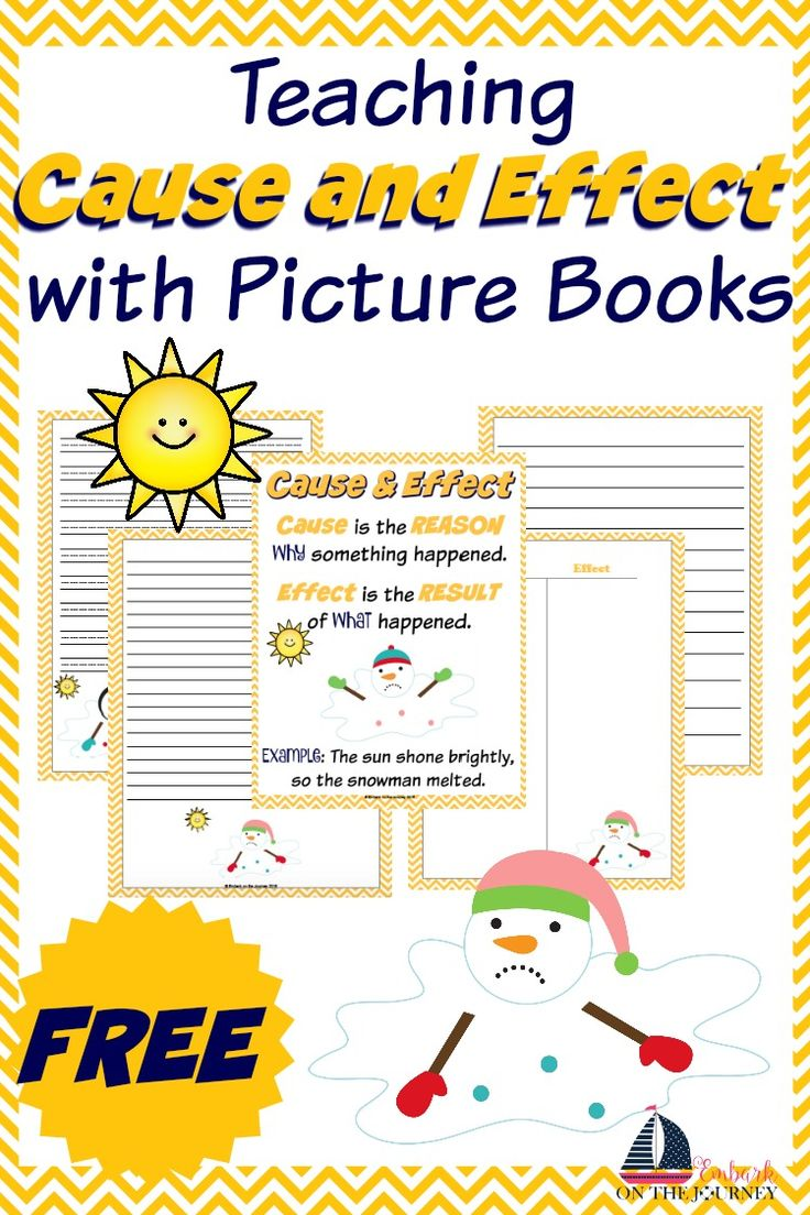 best images about cause effect anchor charts teaching cause and effect picture books