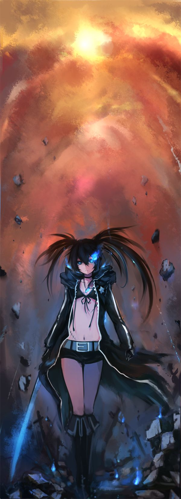 Huansewuse, Black★Rock Shooter