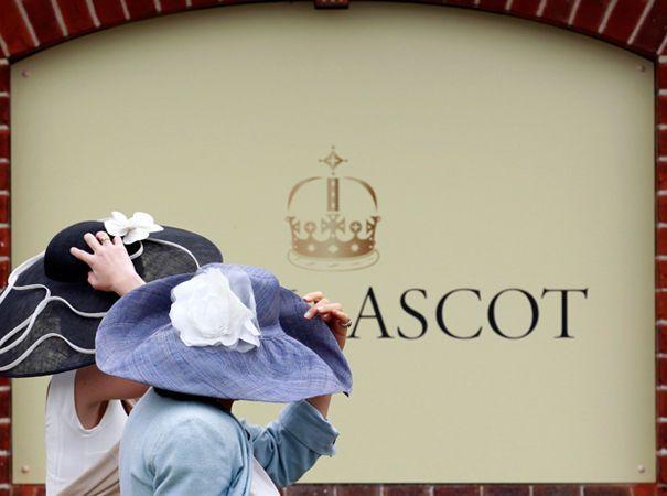 Chapeaux Ascot 2011