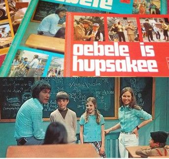 a dutch tv serie from 1968-1972