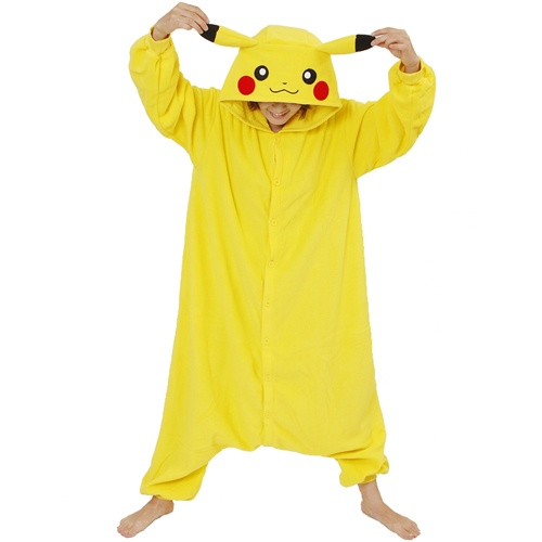 Pikachu Onesie Enough Said Pikachu Costume Uk Fancy