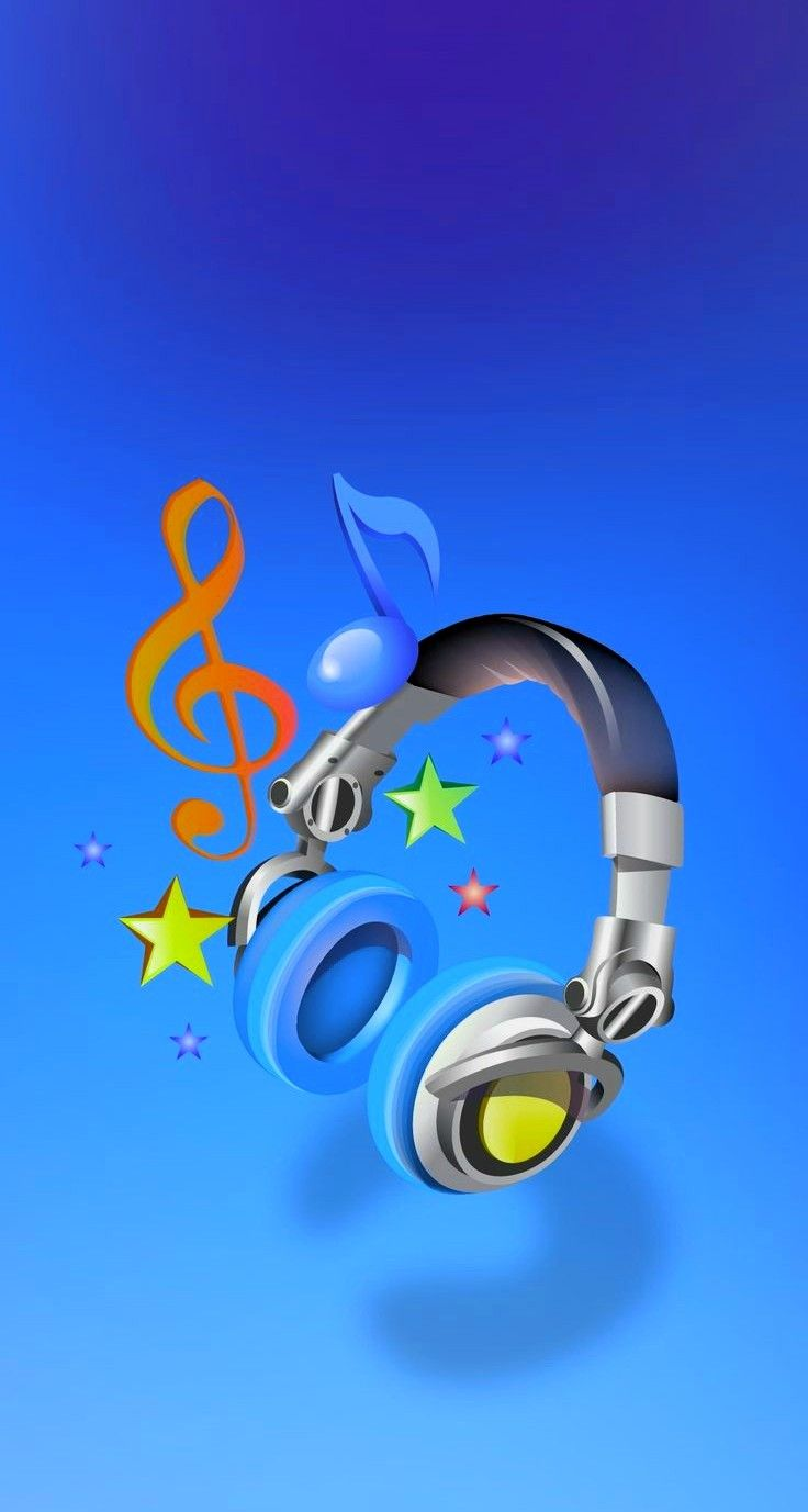 Pin By Janet Gray On Backgrounds Unsorted Music Wallpaper Music Notes Art Samsung Wallpaper