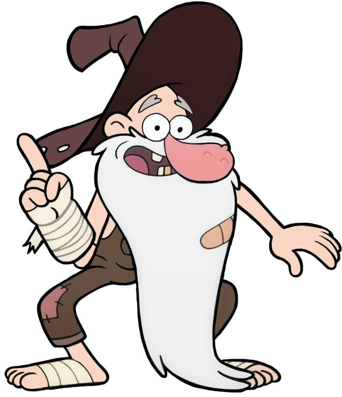 Old Man McGucket - Gravity Falls Wiki - Wikia