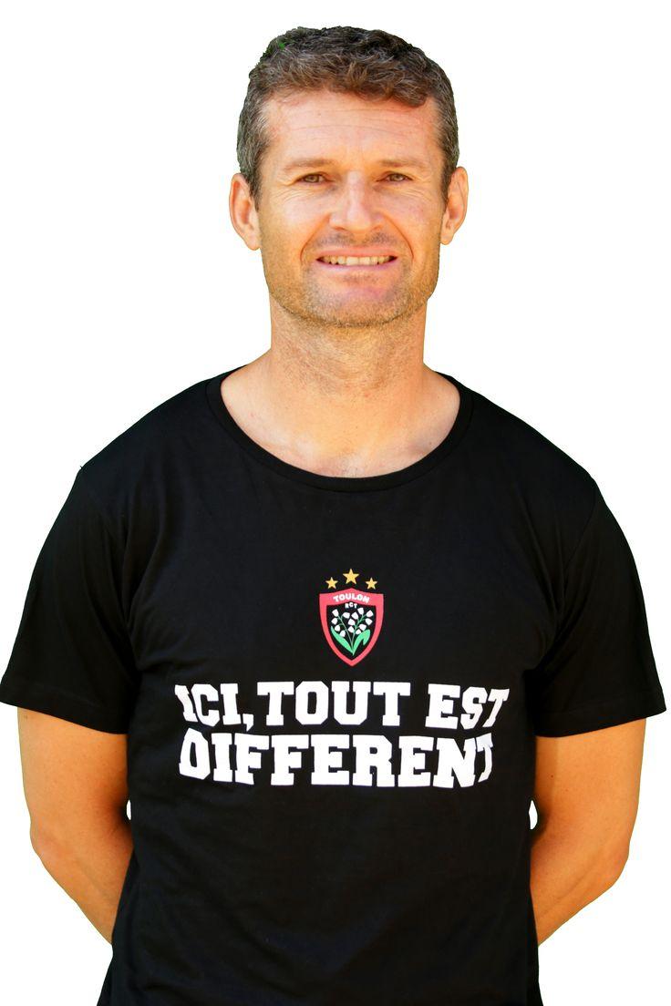 Le staff technique - RCT - Rugby Club Toulonnais