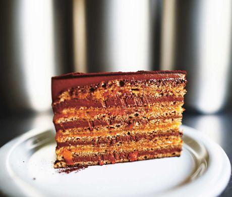 Http Www Epicurious Com Recipes Food Views Chocolate Ganache Cake
