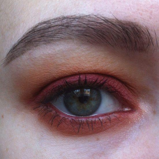 Holika Holika Pro Beauty Foxy Eyeliner №05 Burgundy и Chanel Stylo Yeux Waterproof Long-Lasting Eyeliner №928 Eros отзывы — Отзывы о косметике — Косметиста