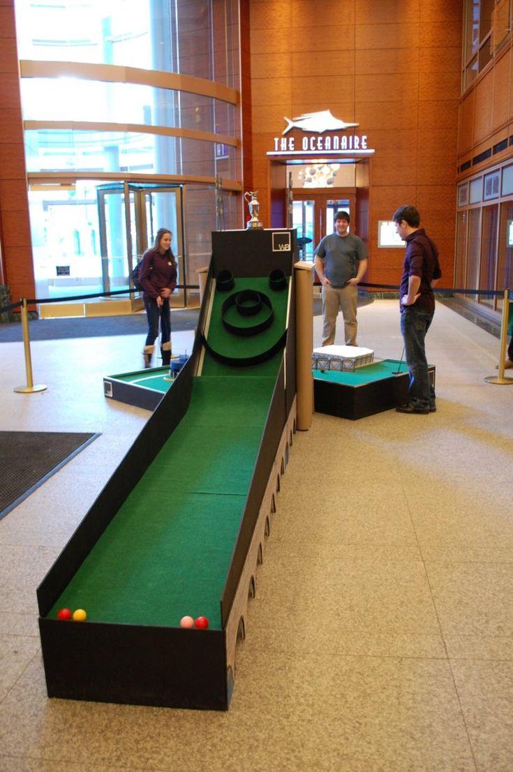 indoor minigolf friedberg | Indoor mini golf, Mini golf