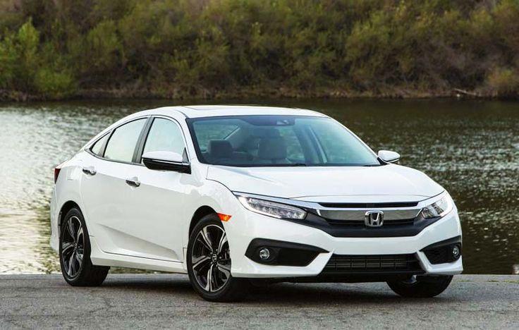 2017 Honda Civic overview