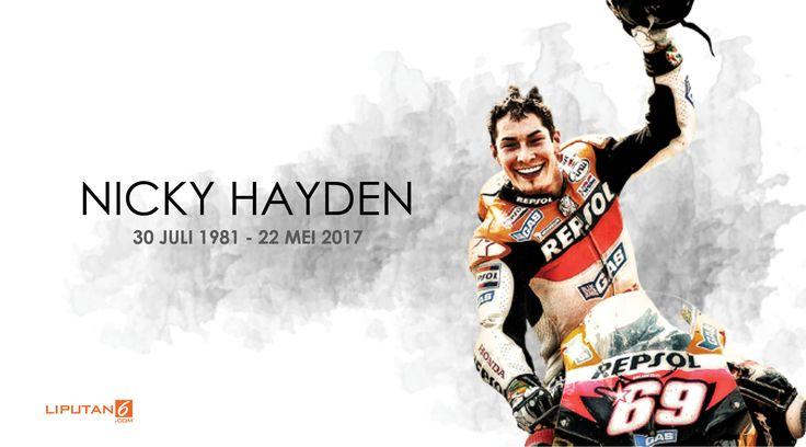 Nicky Hayden/design:Abdillah