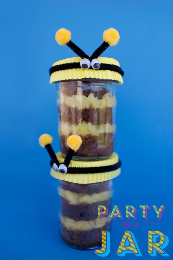 "New ""Party in a Jar"" Book {Craft + Party + Giveaway!}"