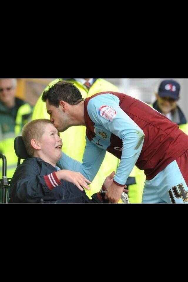 Danny Ings shows that there really are some good people in football - last match of the season gift to a well deserving fan