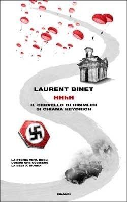 Laurent Binet, HHhH - Il cervello di Himmler si chiama Heydrich, Frontiere