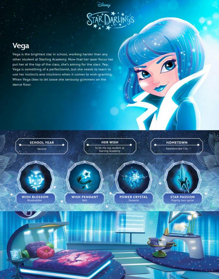 Disney Star Darlings Vega